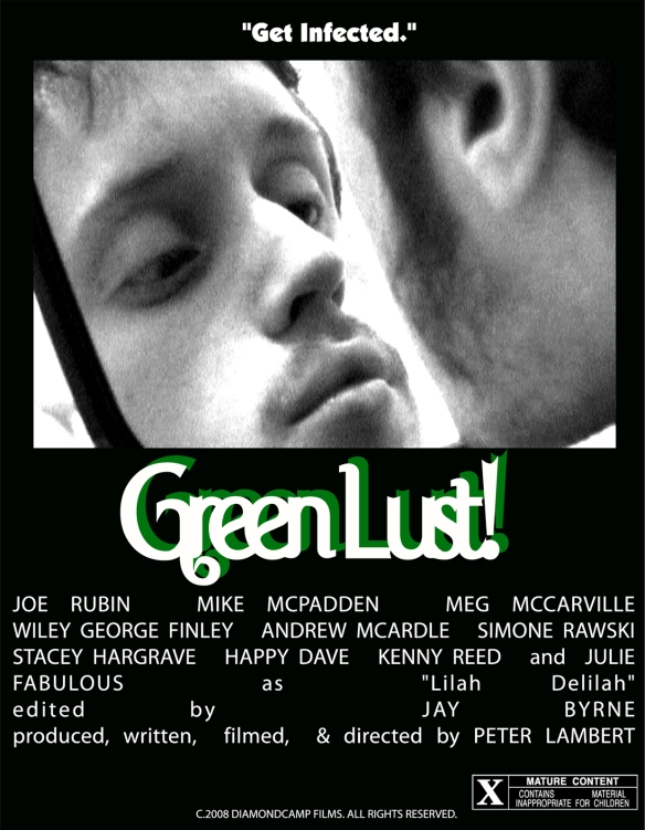 Green Lust DVD